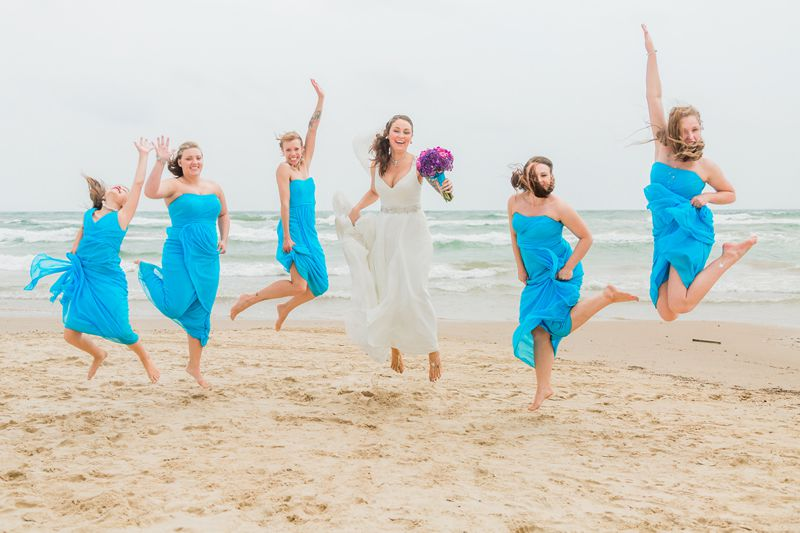 Stress Free Beach Wedding at South Padre Island