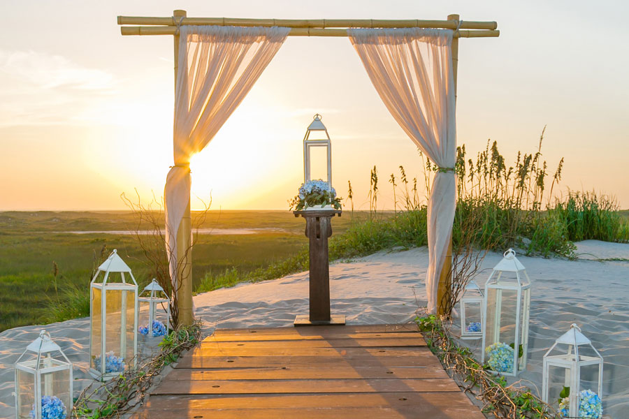 Island Escape Beach Wedding Package